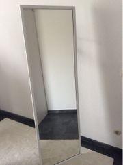 Spiegel weiß 50cm x 160cm