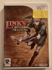 LINK s Crossbow Training Wii