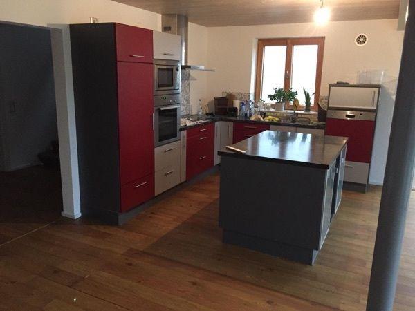 Hochwertige Küche Komplett Mit Elektrogeräten In Stuttgart