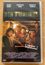 VHS Kassette Der Tunnel