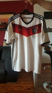 Deutschland Final Trikot WM 2014