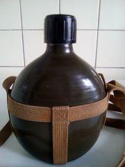 Zum verkauf alte trinkflasche militaria