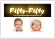Tanzmusik Unterhaltungsmusik Livemusik Duo Fifty-Fifty