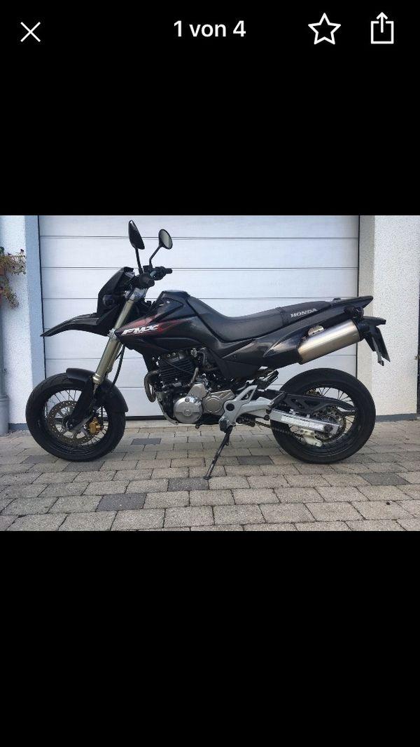Honda FMX 650 Motorrad A2