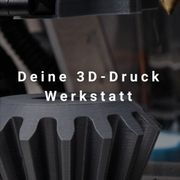 Professioneller 3D Druck für jedermann