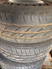 Firestone 4 x Reifen auf