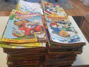 Verkaufe ca500 Mickey Maus Hefte