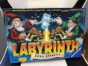 Das magische Labyrinth Drei Magier