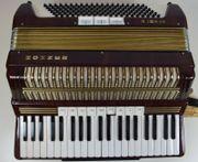 Hohner Akkordeon Verdi III 120