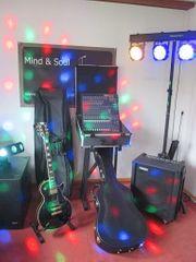 Licht - Set auch für Bühne