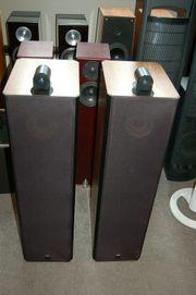 B W Matrix 803 Serie
