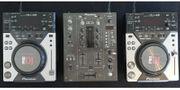 Pioneer DJ Set 2x CDJ-400