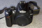 Nikon Spiegelreflexkamera D5000