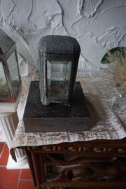 Grablampe Granitlampe Grablaterne Grabschmuck Höhe