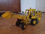 Lego Technic 8862 Pneumatik Bagger