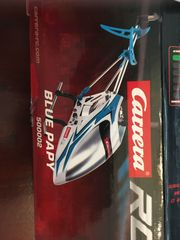 Carrera Helikopter Blue Papy 500002