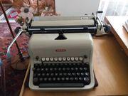 Alte Siemag Schreibmaschine