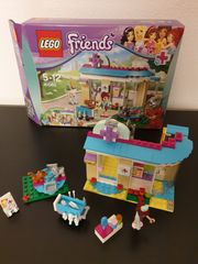 Lego Friends Tierpflege Klinik