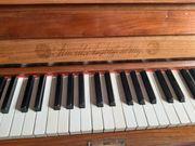 Klavier von Arnold Aschaffenburg zu
