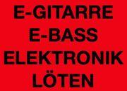 ELEKTRONIK FÜR E-GITARRE E-BASS