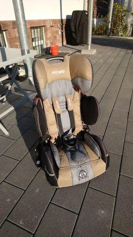 Recaro Kindersitz: Kleinanzeigen aus Mannheim Seckenheim - Rubrik Autositze