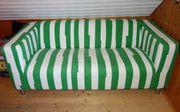 Ikea KLIPPAN Couch Sofa mit