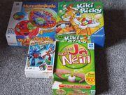 Spielesammlung Lego Murmelmikado Kiki Ricky