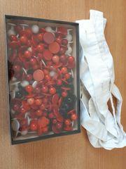 Kochknöpfe 129 St verschiedene Farben