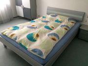 Komplettes Schlafzimmer Nolte Bett Kleiderschrank
