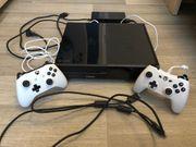 Xbox One schwarz 500gb inklusive