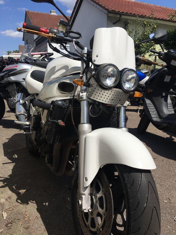 Suzuki GSX-R 600 Naked Bike