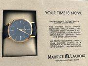 Maurice Lacroix Eliros rose gold