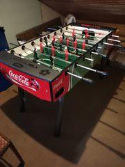 Tunierkickertisch FAS Kicker Coca Cola