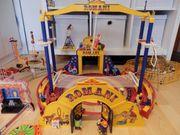 Playmobil Zirkus Romani plus weitere