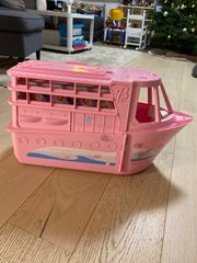 Barbie Traumschiff Schiff