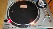 TECHNICS Turntable Plattenspieler SL-1200MK2-XG Silber