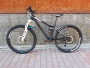 Mountainbike CUBE Stereo 120 HPC