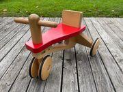 nic Dreirad aus Holz