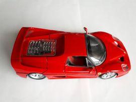Modellautos - Ferrari F50 Coupe Rot 1996-1997 -