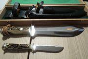 Puma Messer Waidbesteck aus 1975