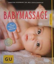 Babymassage Buch zur Babymassage