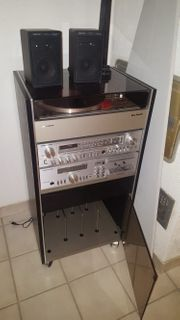 GRUNDIG Stereoanlage Stereoturm Compact System