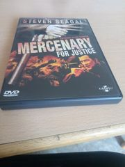 Steven Seagal - Mercenary for Justice -