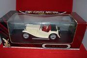 MG TC Midget 1947 von
