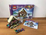 Lego Friends 41323 Chalet Wintersportort