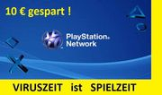 PSN - Angebot 10 EUR Nachlass