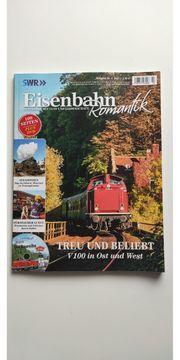 Heft Eisenbahn-Romantik Ausgabe 2 2021
