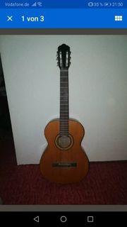Gitarre classic Musima