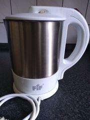 Edelstahl- Wasserkocher