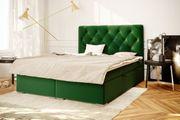 Polsterbett Doppelbett 160x200 VALENTINA